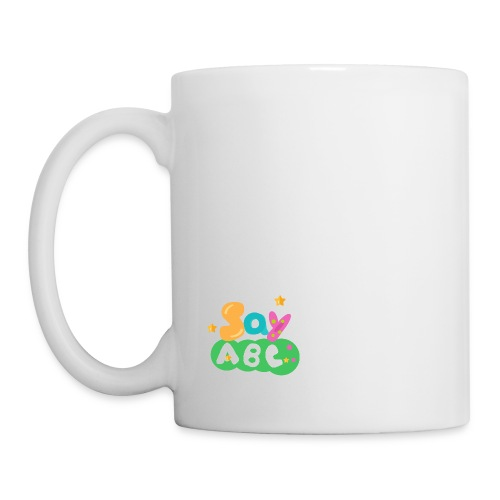 Men's SayABC T-shirts - Coffee/Tea Mug