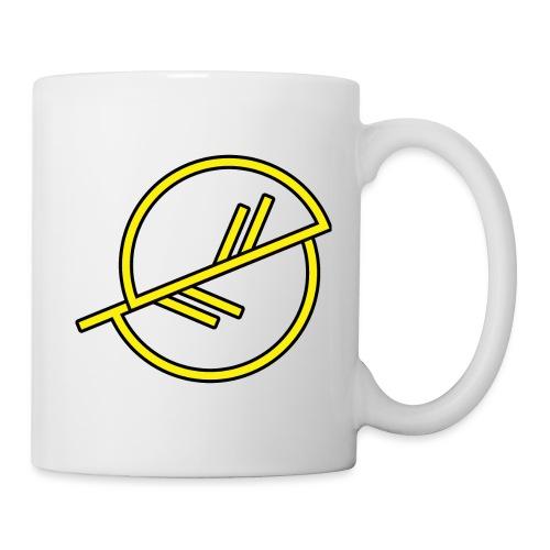 Warrior-yellow - Coffee/Tea Mug