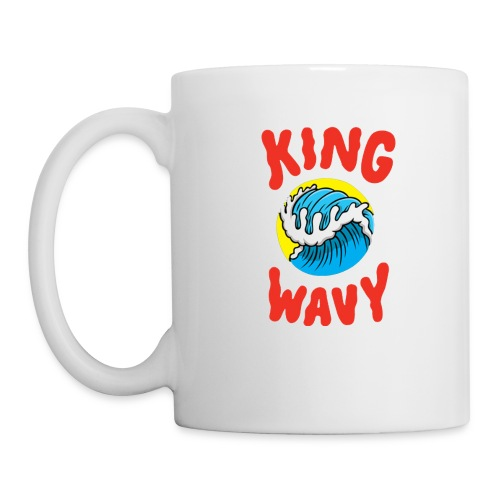 KYLE - King Wavy - Coffee/Tea Mug