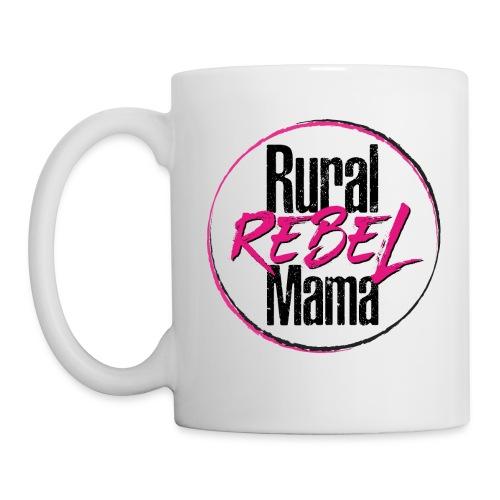 Rural Rebel Mama Logo - Coffee/Tea Mug