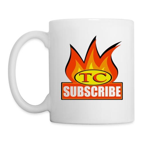 Torture Chamber Subscribe Logo - Coffee/Tea Mug