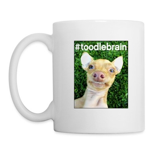 #toodlebrain - Coffee/Tea Mug