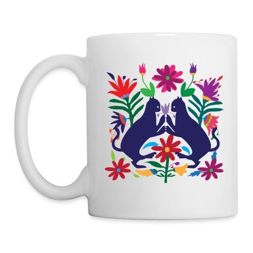 Otomi Cats S by TeeNERD - Coffee/Tea Mug