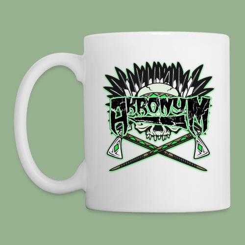 Akronym Skull and Logo - Coffee/Tea Mug