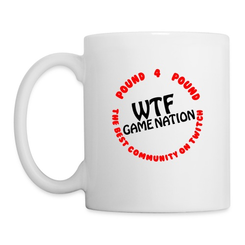 WTFopen - Coffee/Tea Mug