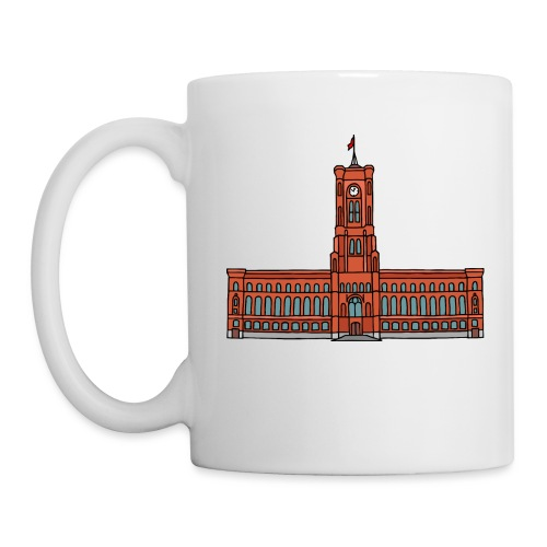 Red City Hall Berlin - Coffee/Tea Mug