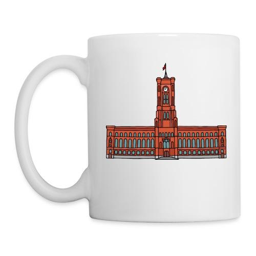 Red City Hall Berlin - Coffee/Tea Mug