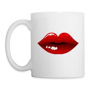 Sugar Kandy Lips - Coffee/Tea Mug