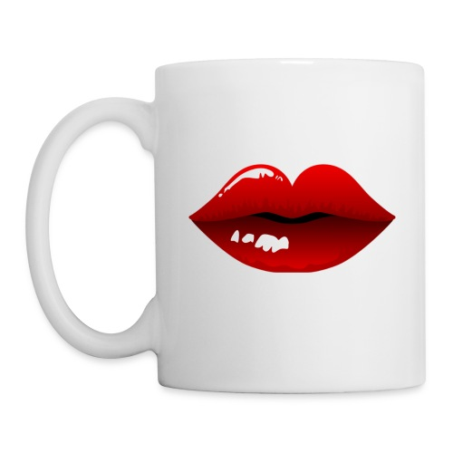 Sugar Kandy Lips - Coffee/Tea Mug