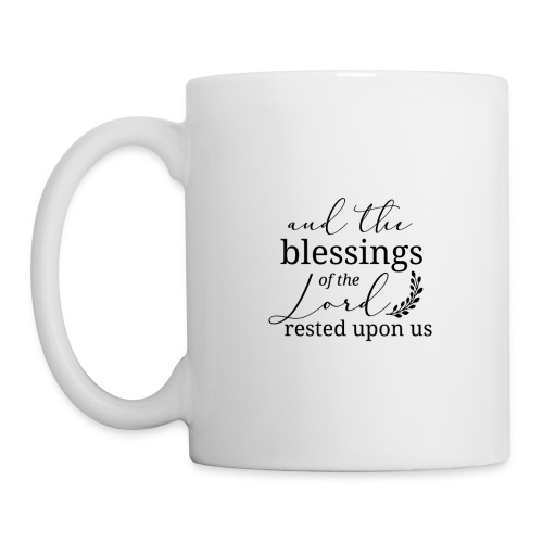 Count Your Blessings - Coffee/Tea Mug