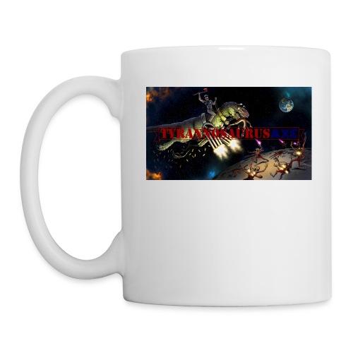 TyrannosaurusAXE-colorized - Coffee/Tea Mug