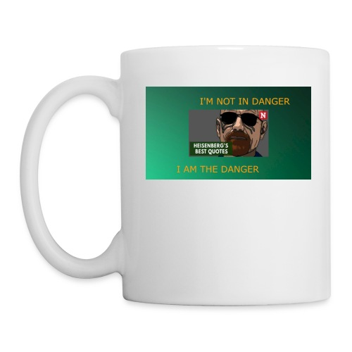 THE DEALER - Coffee/Tea Mug