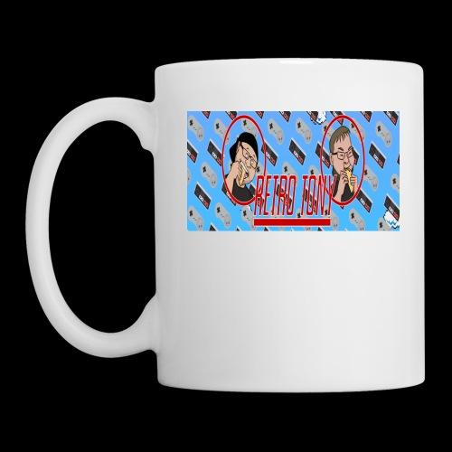 Retro Tony - Coffee/Tea Mug