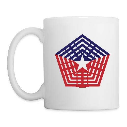 The Pentagon - Coffee/Tea Mug