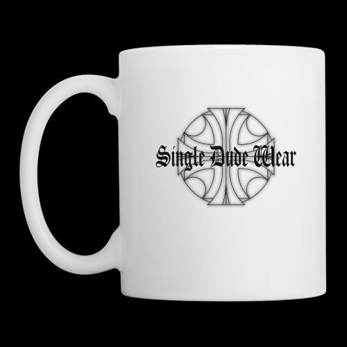 SDW maltese old letters dude - Coffee/Tea Mug