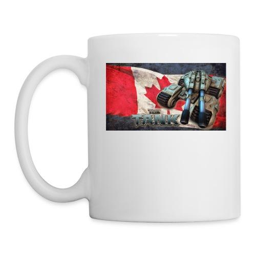 The Tank RC 100% Canadien - Coffee/Tea Mug