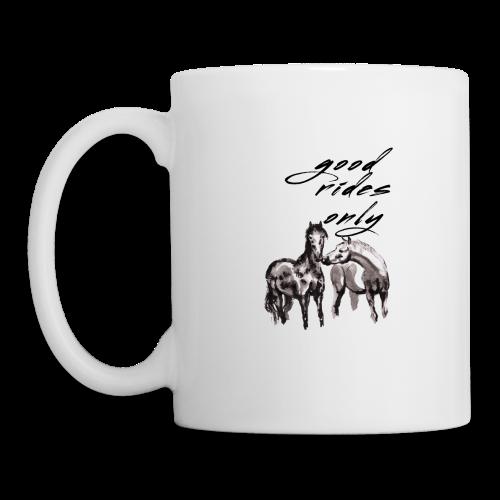 Good Rides Only - Coffee/Tea Mug