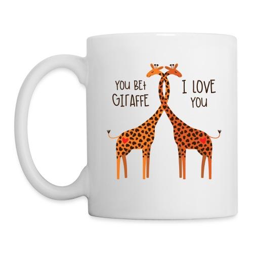 You Bet Giraffe - Coffee/Tea Mug