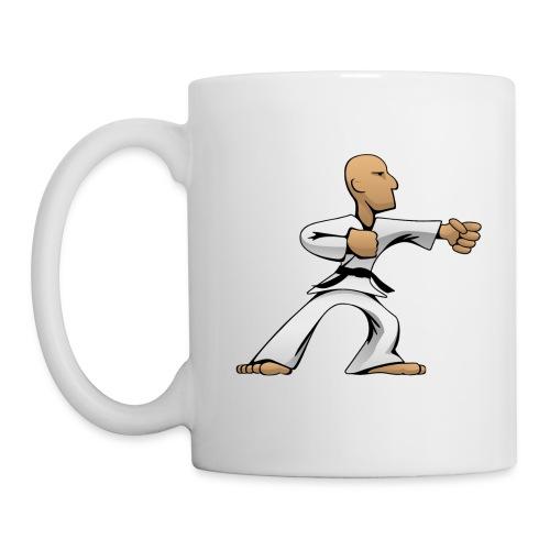 Martial Arts Dude - Coffee/Tea Mug