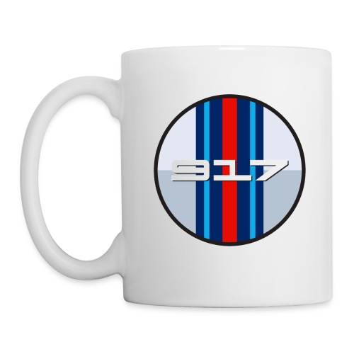 917 Martin classic racing livery - Le Mans - Coffee/Tea Mug