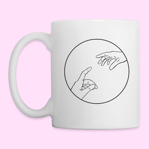 just keep reaching - Coffee/Tea Mug