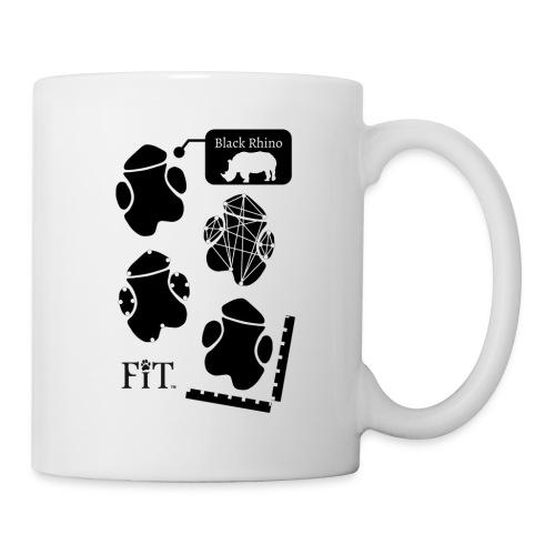 Rhino Algorithm (Light) - Coffee/Tea Mug