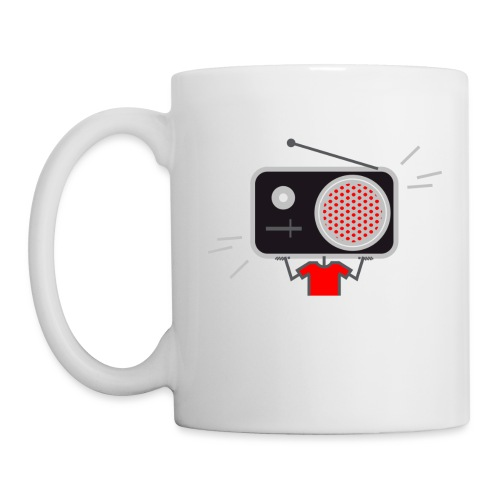 Red MusiqHead Merch - Coffee/Tea Mug