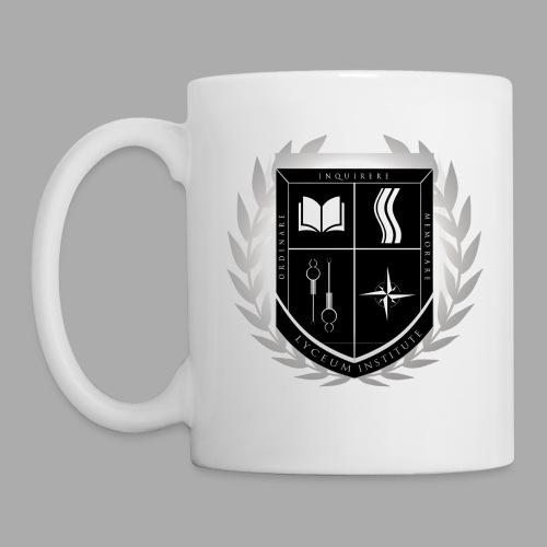 Lyceum Institute Seal - Inverted - Coffee/Tea Mug