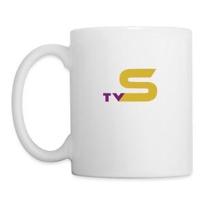 SandsTV logo - Coffee/Tea Mug