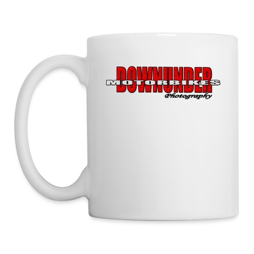 downunder motorbike - Coffee/Tea Mug
