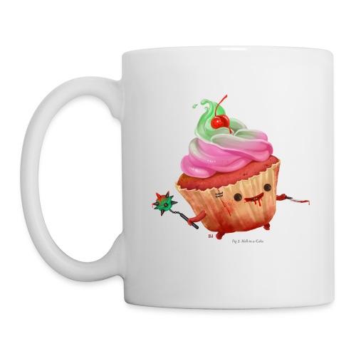 Figure 2: Hell in a Cake - Coffee/Tea Mug