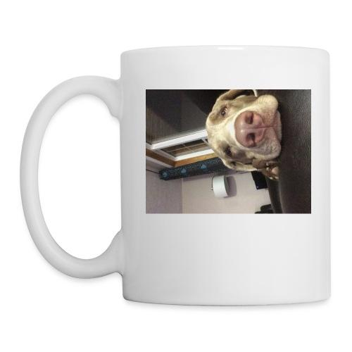 Finn Sideways On The Couch Merch - Coffee/Tea Mug