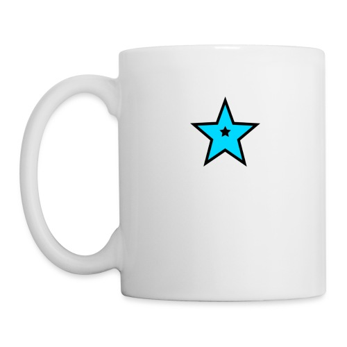 New Star Logo Merchandise - Coffee/Tea Mug