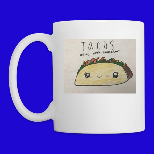 Tacos are my Spirit Animal - Coffee/Tea Mug