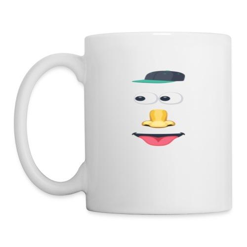 eyes nose - Coffee/Tea Mug
