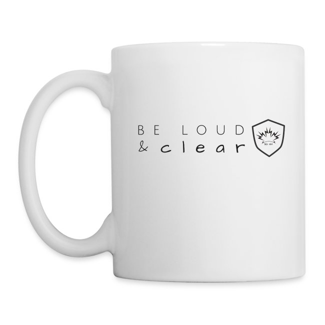 loud and clear transparent