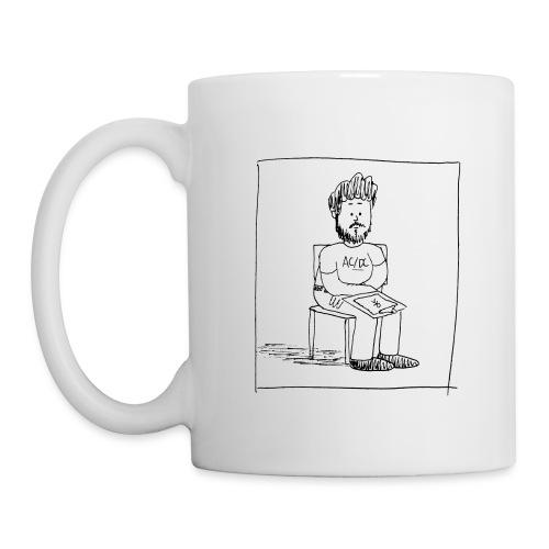 Dessine Bandé - Coffee/Tea Mug