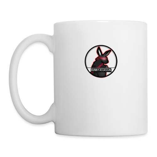 Bunny Assassin Logo - Coffee/Tea Mug