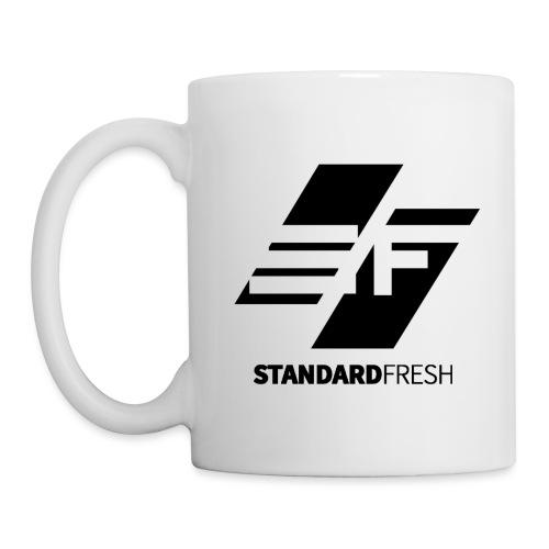 SF Logo BLK png - Coffee/Tea Mug