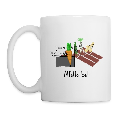 Alfalfa Bet - Coffee/Tea Mug