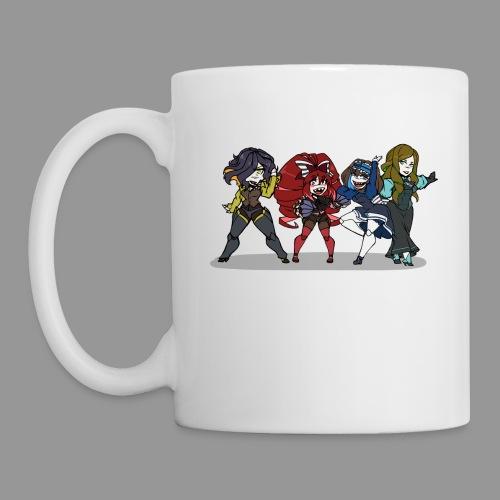 Chibi Autoscorers - Coffee/Tea Mug