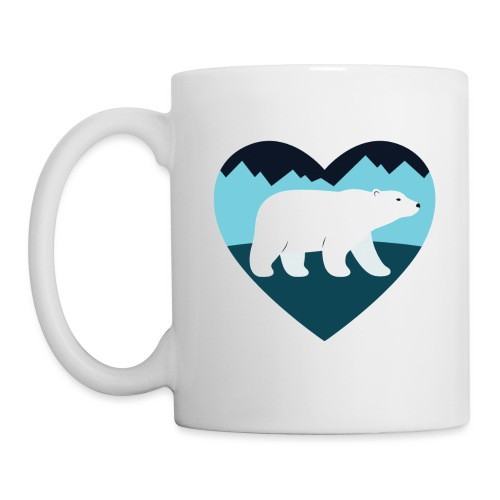 Polar Bear Love - Coffee/Tea Mug