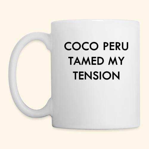 Coco Peru Tamed My Tension - Coffee/Tea Mug