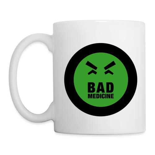 Official Bad Medicine Logo - Coffee/Tea Mug