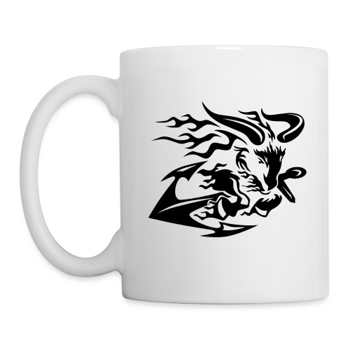 Goat with Anchor - Coffee/Tea Mug