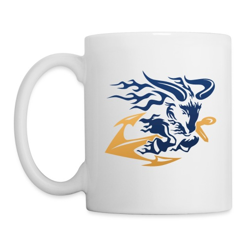 Goat with Anchor - Coffee/Tea Mug