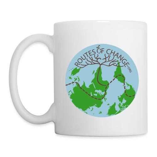 Routes of Change - Coffee/Tea Mug