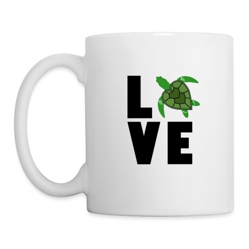 I Love Turtles - Coffee/Tea Mug