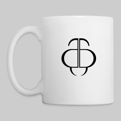 BeBusta logomark - Coffee/Tea Mug