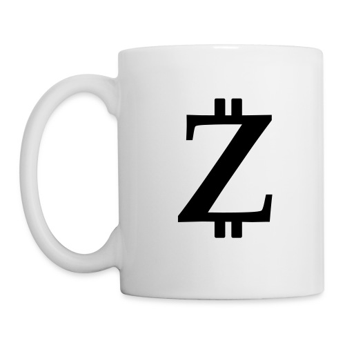 Big Z white - Coffee/Tea Mug